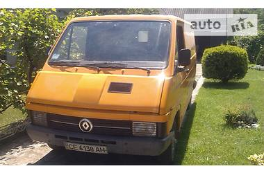 Renault Trafic груз. 1.7  1988