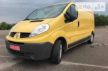 Renault Trafic груз. long 115 cdti 2014