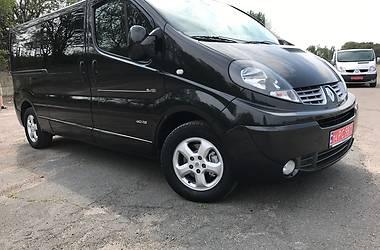 Renault Trafic груз. long blek edition  2014
