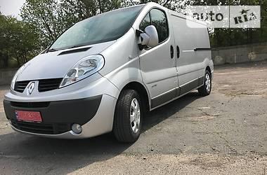 Renault Trafic груз. long 115 cdi 2012