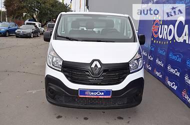 Renault Trafic груз. L2H1 2015