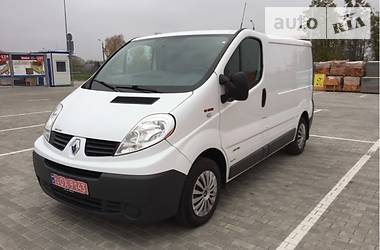 Renault Trafic груз. EXTRA 2012