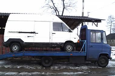 Renault Trafic груз.  1987