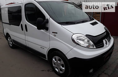 Renault Trafic груз. EXTRA 2.0DCI 115 2013