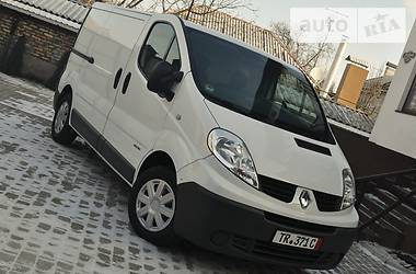 Renault Trafic груз.  84 кВт CLIMA 2014