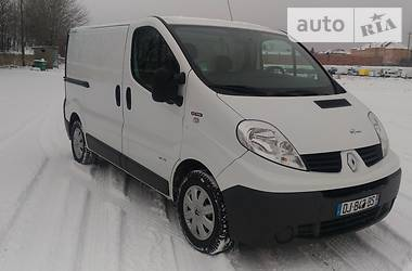 Renault Trafic груз. 84kw A/C 2014