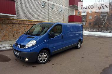 Renault Trafic груз. LONG/84KW/AC 2012