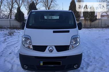 Renault Trafic груз. Long 84kw 2012