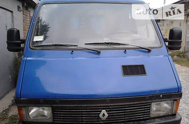 Renault Trafic пасс. 1.7 1986