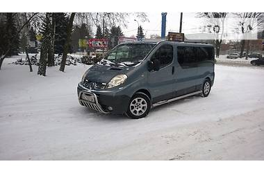 Renault Trafic пасс. LONG 115 A/C 2007