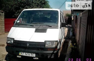Renault Trafic пасс.  1992