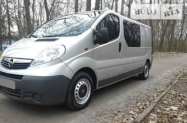 Renault Trafic пасс. MAXI. 9 мест. А/С 2008