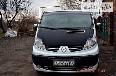 Renault Trafic пасс. 2.0 cdti 2010