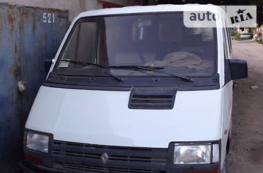 Renault Trafic пасс. 2.1 D 1991