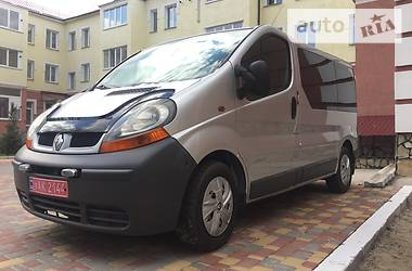 Renault Trafic пасс. 1.9 100DCI A/C 2005