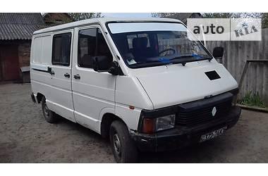 Renault Trafic пасс.  1987