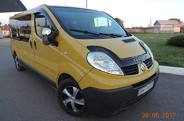 Renault Trafic пасс.  2008