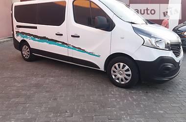 Renault Trafic пасс. L2 2014