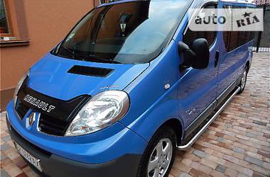 Renault Trafic пасс.  2009