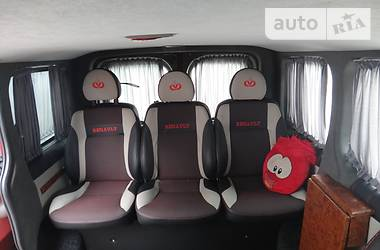 Renault Trafic пасс. VIP 2004