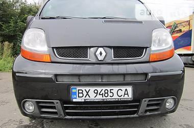 Renault Trafic пасс. LONG 140ls 2.5 2006