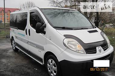 Renault Trafic пасс. LONG 2009
