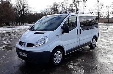Renault Trafic пасс. Extra 2012