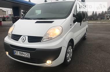 Renault Trafic пасс.   2013
