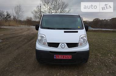 Renault Trafic пасс. 115 2008