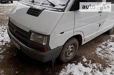 Renault Trafic пасс.  1994