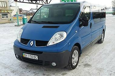 Renault Trafic пасс. LONG A/C 2008