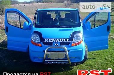 Renault Trafic пасс.  2006
