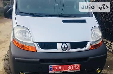 Renault Trafic пасс.  2004