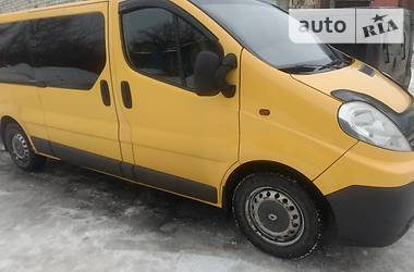 Renault Trafic пасс. LONG  2007
