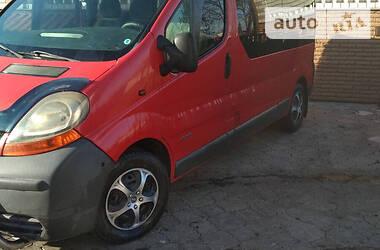 Renault Trafic пасс. long  2003