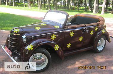 Ретро автомобили Хот-род   1950