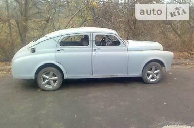 Ретро автомобили Хот-род   1952