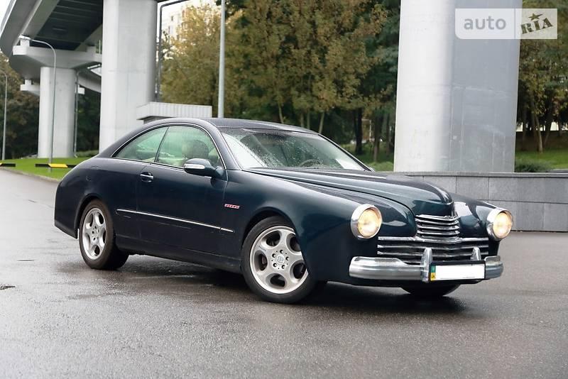 Ретро автомобили Хот-род 1951