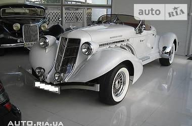 Ретро автомобили Классические Auburn Speedster 2007