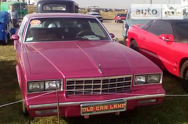 Ретро автомобили Классические  1983