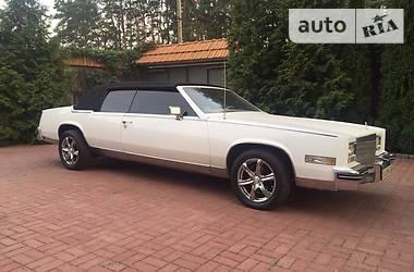 Ретро автомобили Классические Cadillac Eldorado  1979
