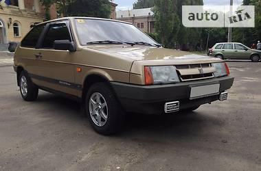 Ретро автомобили Классические ВАЗ 2108 1989