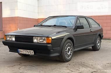 Ретро автомобили Классические VW Scirocco GTX 1987
