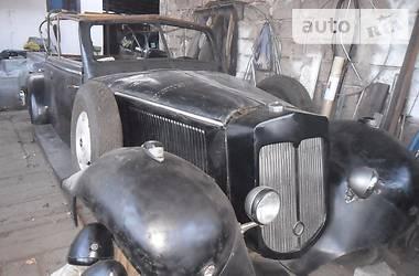 Ретро автомобили Классические   1939