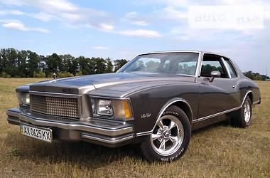 Ретро автомобили Классические  1979