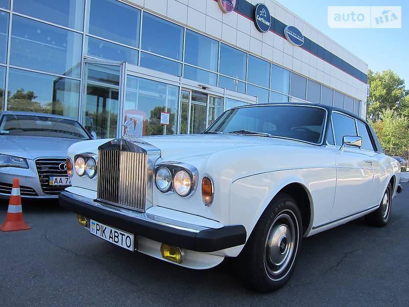 Rolls-Royce Corniche 1977 року