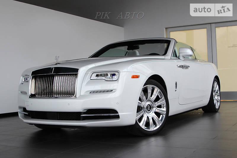 Rolls-Royce Dawn 2017 року