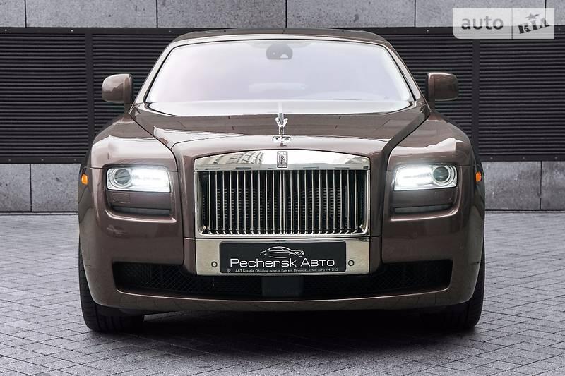 Rolls-Royce Ghost 2013 року