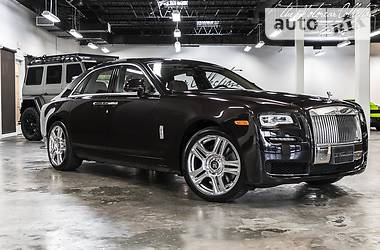 Rolls-Royce Ghost  2015