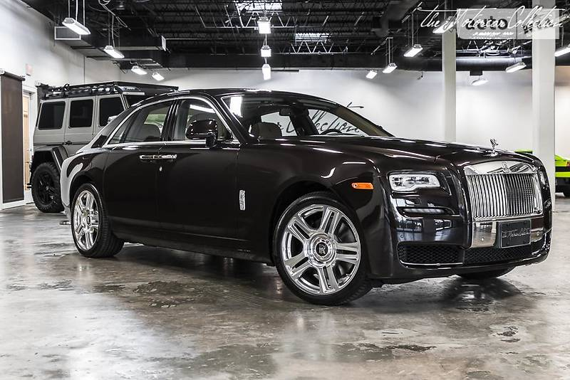 Rolls-Royce Ghost 2015 года